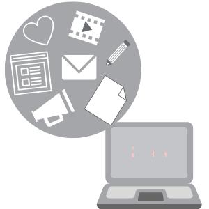 Virtuelle Assistentin - Website erstellen